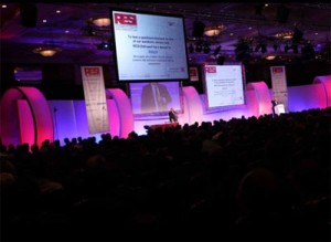RESI 2011 - Busiest conference to date