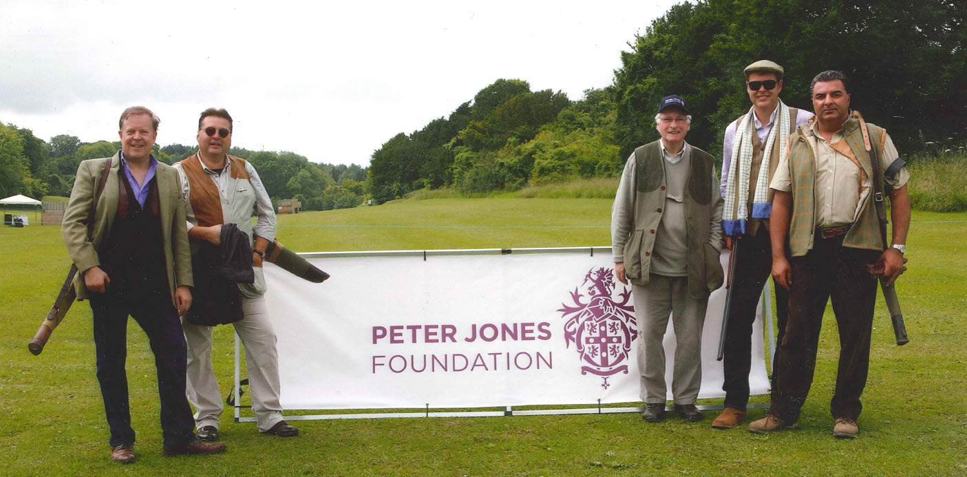 Peter Jones Foundation – Enterprise Shoot Challenge 2012