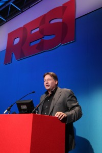 Bruce Ritchie at RESI 2012