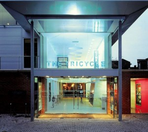 Tricycle Theatre in Kilburn