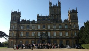 Highclere Castle Shoot