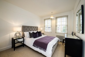 Flat 42, Pelham Place - Bedroom (2)