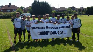Residential Land sponsored team win the league