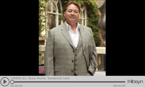Bruce Ritchie talks to Estates Gazette