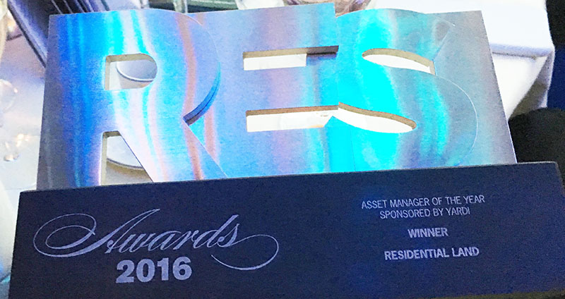 Winners - Asset manager of the year
