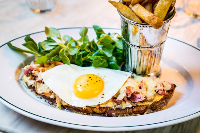The Ivy Café - the more relaxed little sister to Covent Garden's legendary