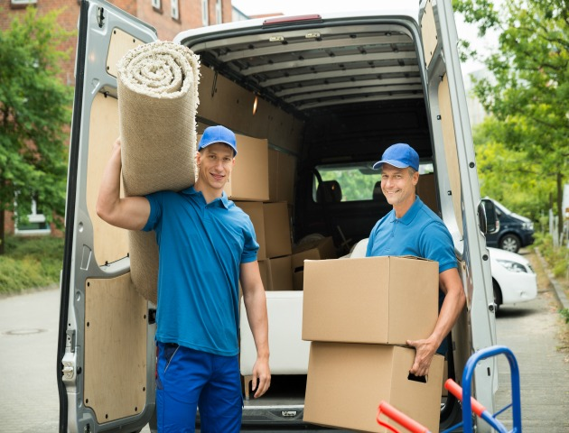 The right packing materials and professional help simplifies moving to a central London rental property