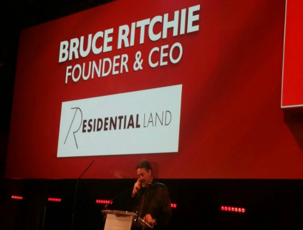 Bruce Ritchie, Founder & CEO - Residential Land