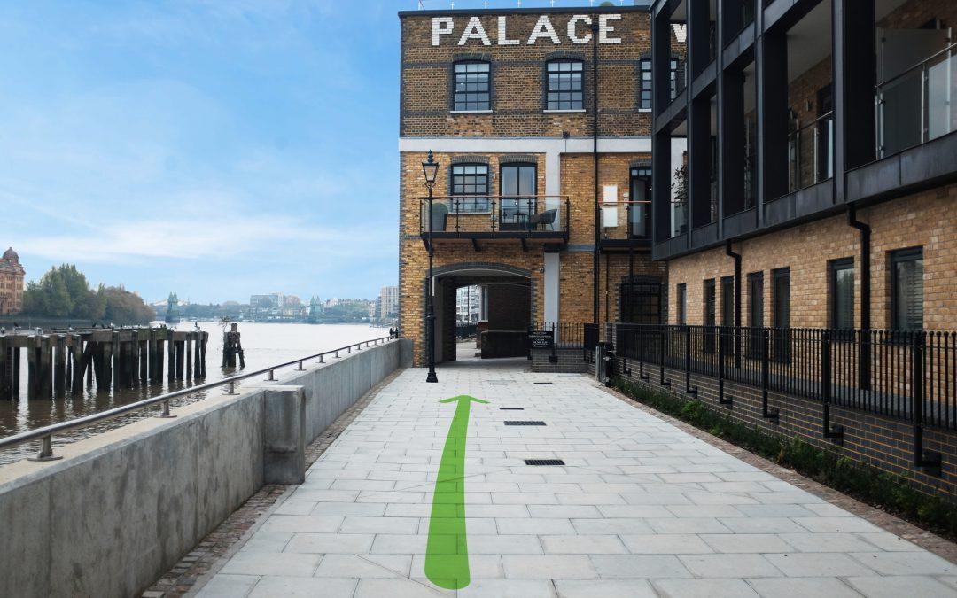 The Palace Wharf Walk
