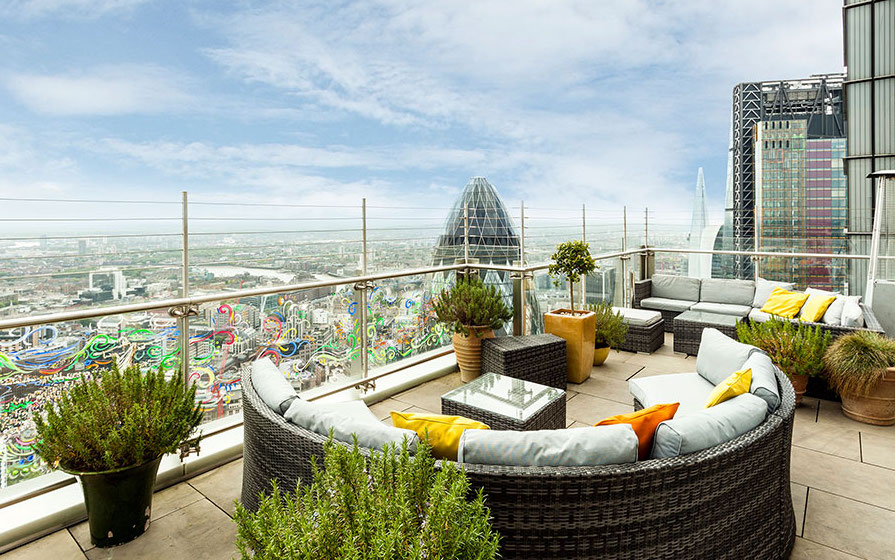 5 London rooftop bars to visit this summer - Residential Land