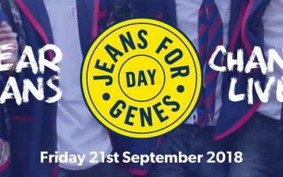 Jeans for Genes: Residential Land is raising money for a great cause