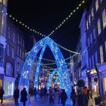 A festive season in Mayfair