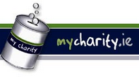My Charity.ie logo